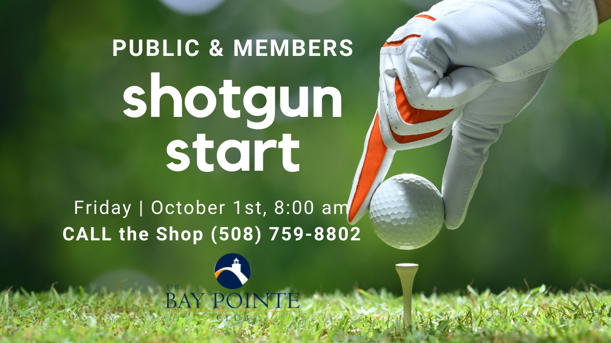 Golf with us this Friday!
