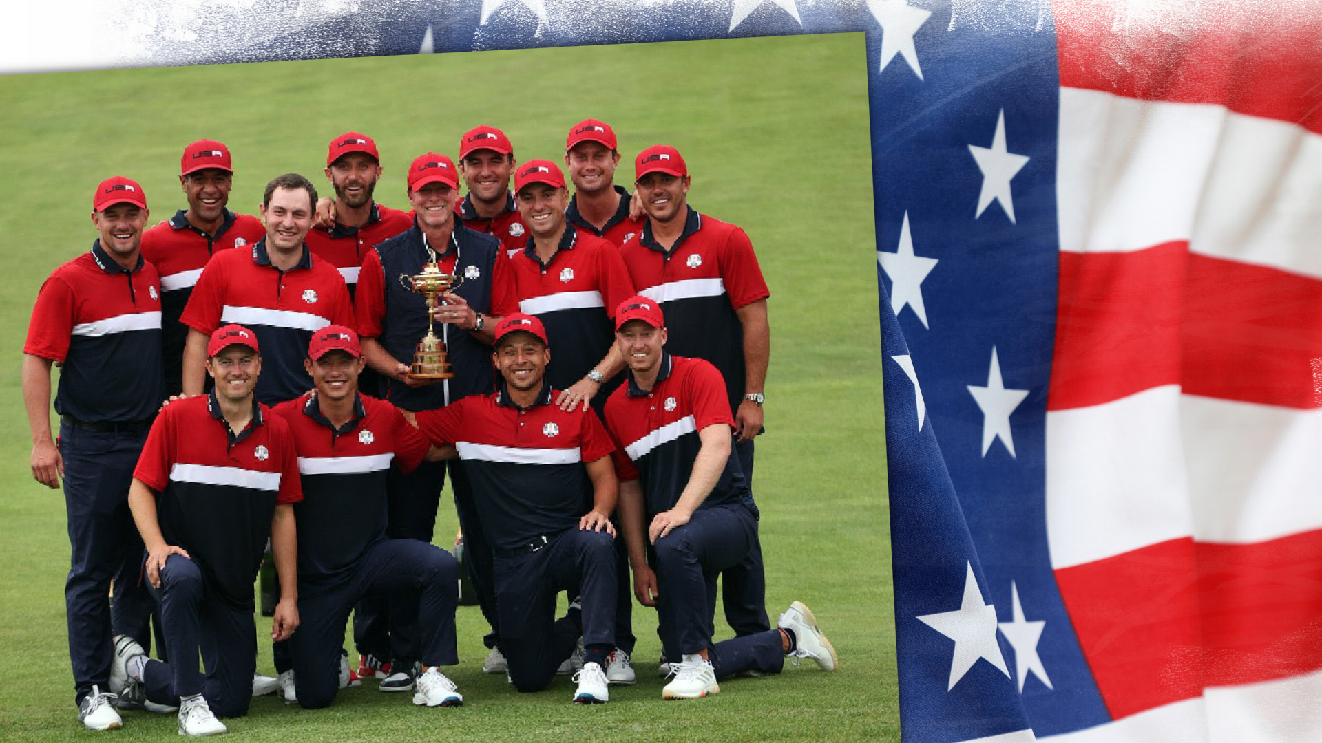 U.S.A. on Top at the Ryder Cup